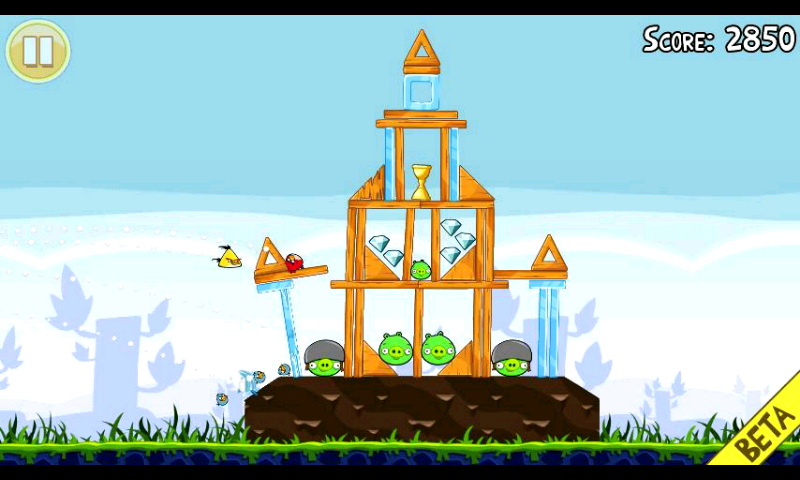 Angry Birds Full Android Version